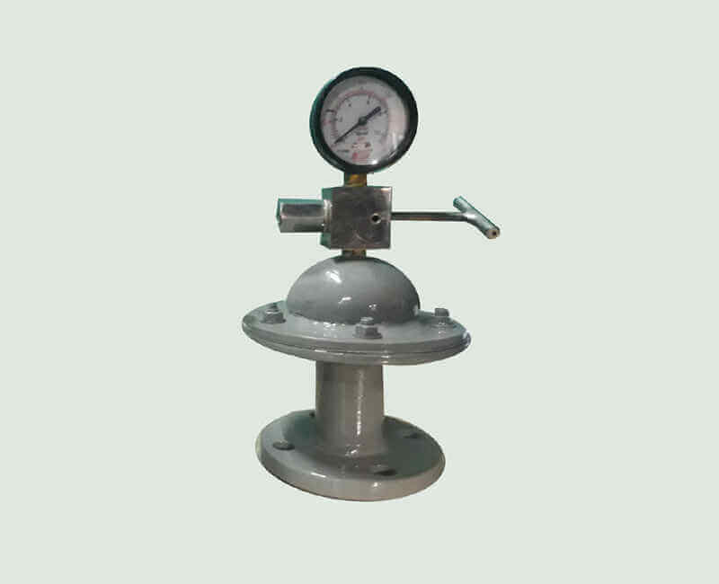 Stainless Steel Bladder Type Pulsation Dampener